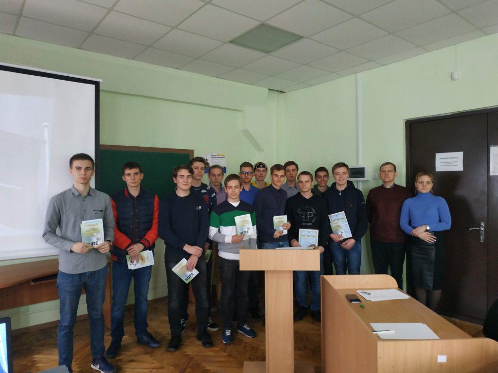 Участие в форуме «Радиоэлектроника и молодежь в XXI веке»
