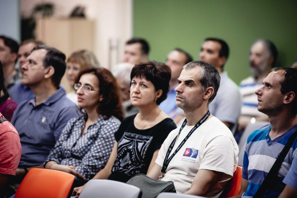 Викладачі кафедри взяли участь у GlobalLogic Kharkiv University Teachers Open Day