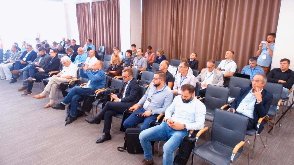 Участь у Міжнародній конференції «IoT clusters development Poland – Ukraine exchanges»