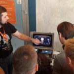 The teachers of the department of MTS visited GlobalLogic Kharkiv Embedded Conference 2019