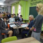 Head of MTS Department took part in a training for participants of the GEC