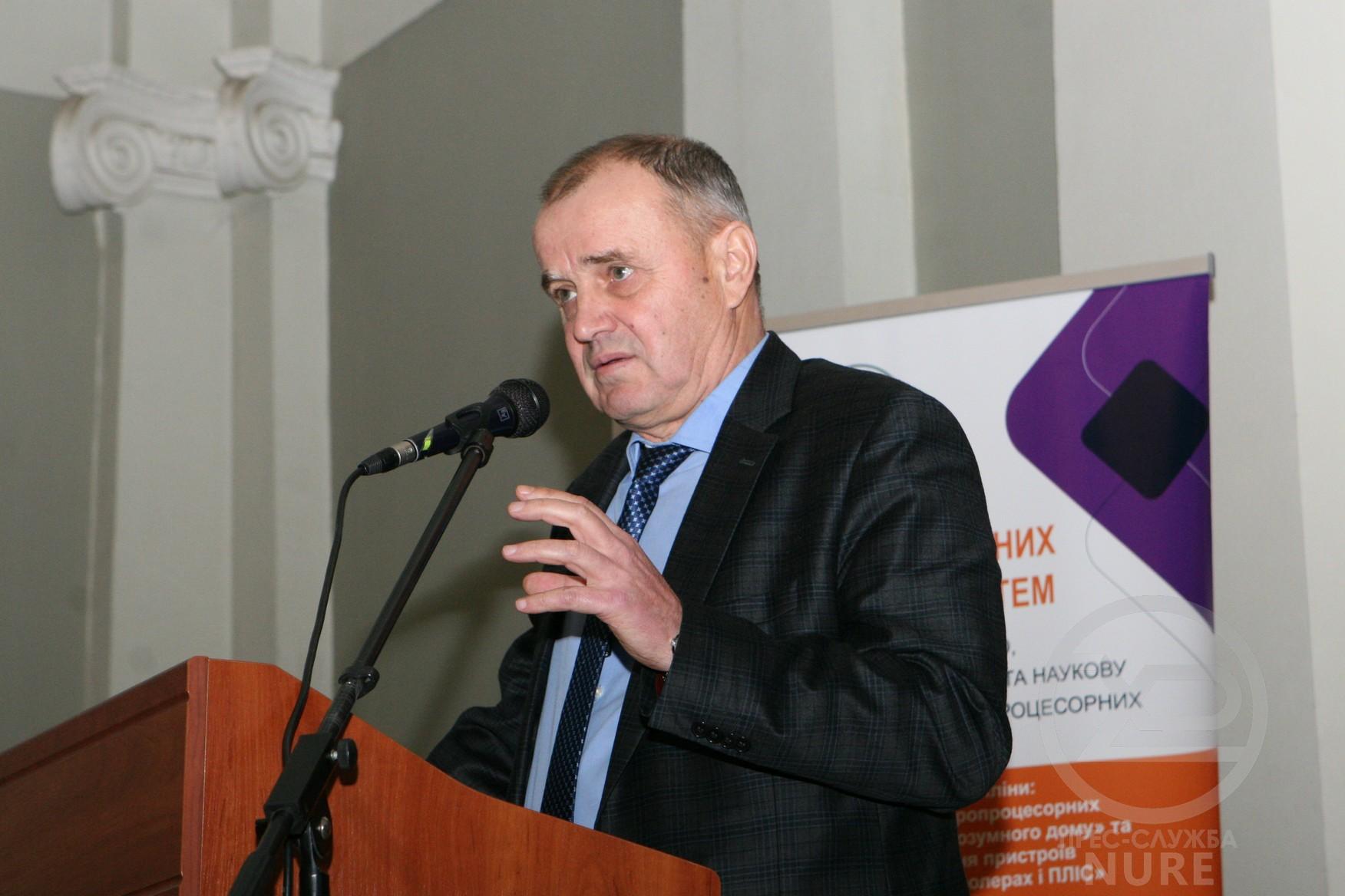 Состоялась встреча ректора и ведущих компаний Харькова со студентами ХНУРЭ