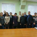 Presentation of certificates of the International Alumni Association