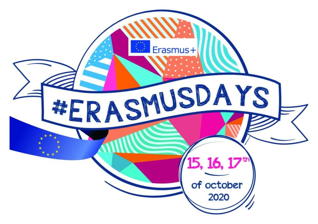 We invite you to the webinar of the MTS department within the framework of ErasmusDays 2020