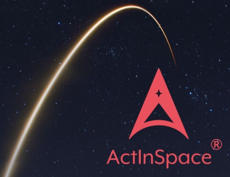 Участие в хакатоне ActinSpace